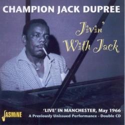 Champion Jack DUPREE -...