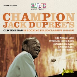 Champion Jack DUPREE's Old...
