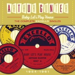 Arthur GUNTER - Baby Let's...