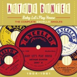 Arthur GUNTER - Baby Let's...