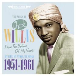 Chuck WILLIS  - The Songs...