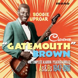 Clarence 'Gatemouth' BROWN...