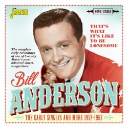 Bill ANDERSON - That's What...
