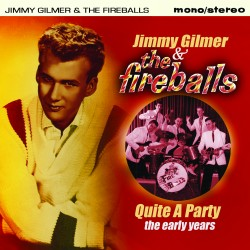 Jimmy GILMER & The...