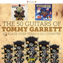 50 GUITARS OF TOMMY GARRETT...