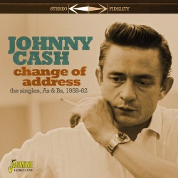 Johnny CASH - Change of...