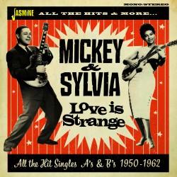MICKEY & SYLVIA - Love is...
