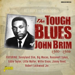John BRIM - Detroit to...