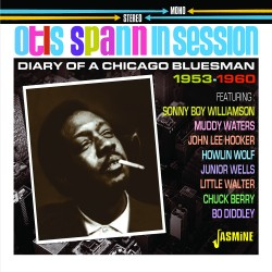 Otis SPANN in Session -...