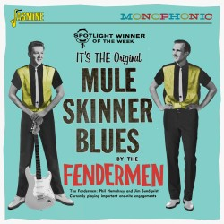The FENDERMEN - Mule...