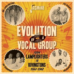 Evolution of a Vocal Group...