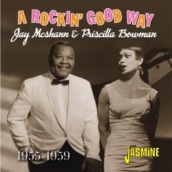 Jay McSHANN & Priscilla...