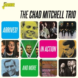 The CHAD MITCHELL TRIO -...