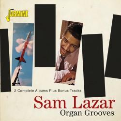 Sam LAZAR - Organ Grooves -...