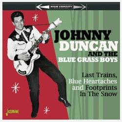 Johnny DUNCAN & The Blue...