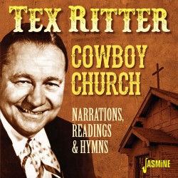 Tex RITTER - Cowboy Church...