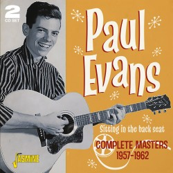 Paul EVANS - Sitting in the...
