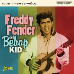 Freddy FENDER - El Bebop...