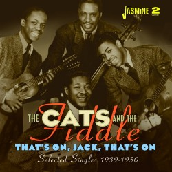 The CATS AND THE FIDDLE -...