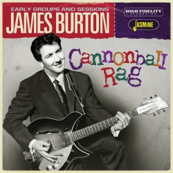 James BURTON - Cannonball...