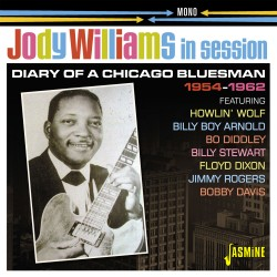 Jody WILLIAMS - in Session...
