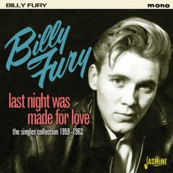 Billy FURY - Last Night Was...