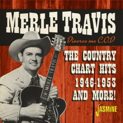Merle TRAVIS - Divorce me...