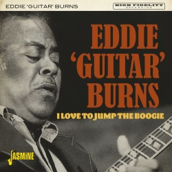 Eddie 'Guitar' BURNS - I...