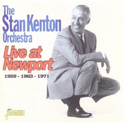 Stan KENTON - Live At...