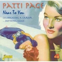 Patti PAGE - Near to You -...