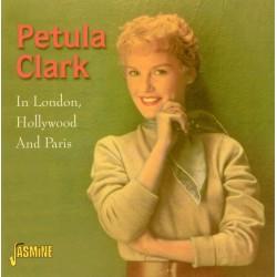 Petula CLARK - In London,...