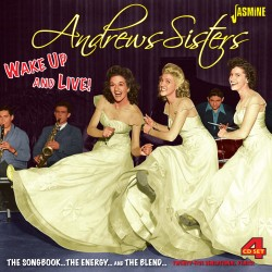 The ANDREWS SISTERS - Wake...