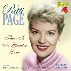 Patti PAGE - There Is No...