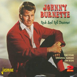Johnny BURNETTE - Rock and...