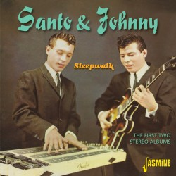 SANTO & JOHNNY - Sleepwalk...