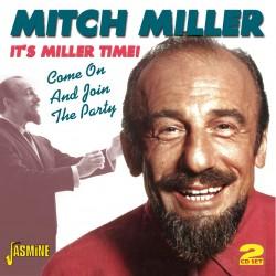 Mitch  MILLER - It's Miller...