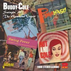 Buddy COLE - Swingin' at...