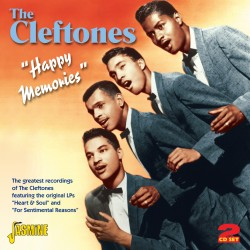 "The CLEFTONES - ""Happy..."