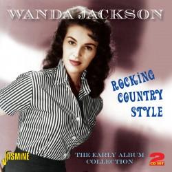 Wanda JACKSON - Rocking...