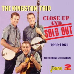 The KINGSTON TRIO - Close...
