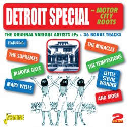 Various Artists - Detroit...