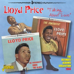 Lloyd PRICE - Talking About...