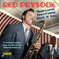 Red PRYSOCK - Handclappin',...