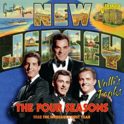 The FOUR SEASONS - Valli's...