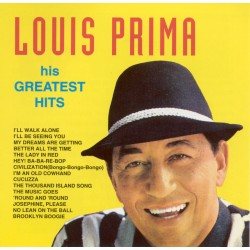 Louis PRIMA - His Greatest...