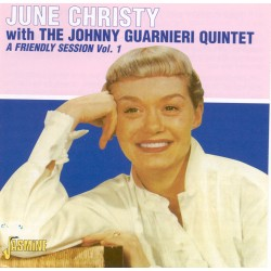 June CHRISTY w. Johnny...