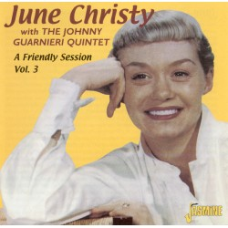 June CHRISTY with Johnny...