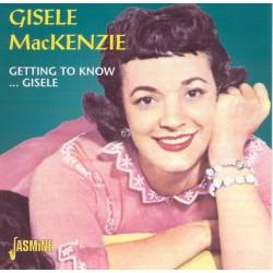 Gisele MacKENZIE - Getting...