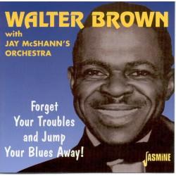 Walter BROWN w. Jay McShann...