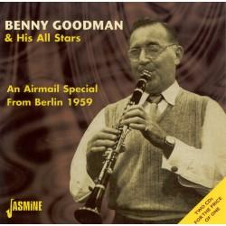 Benny GOODMAN - An Airmail...